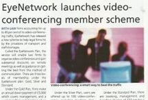 BACK in TIME with Eyenetwork / Eyenetwork has been taking care of your video conferencing needs since 1996. Here is a collection of some articles and images from the early days of the company.
