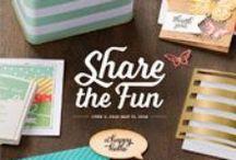 Stampin' Up! Catalogs / #StampinUp #Catalog #StampinUpCatalog