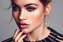 Makeup Looks / Complete Makeup Look Inspiration