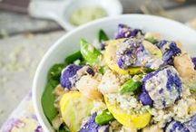 Veggie | Légumes / Cuisine veggie / recettes végétariennes / veggie recipes