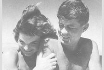 The Kennedys / Be a Jackie, not a Marilyn / by Kiana Kreitzer