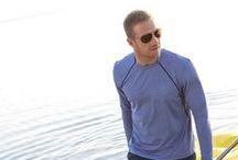 Sun Safe Clothing Men / Sun safe fashion for every day