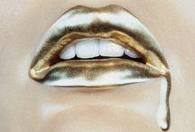 Lips / Lip Makeup Inspiration