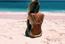 Beachwear Lookbook / Beachwear and Swimwear Inspirations