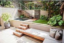 Záhrada / Krásne záhrady, ktoré si môžete vytvoriť aj vy.