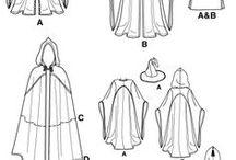 Drawing fabric