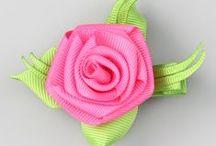 Flori accesorii tesatura