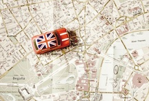 United Kingdom Forever / by Astrid Bé