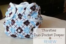 Cloth Diapering / Cloth Diaper reviews, accessories, and more! Find out what each cloth diaper brand has to offer and tips for using accessories and products.