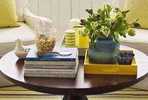 Home and Living / Fill your home with beauty! Decor, DIY, organization and organizational tips for giving your home a new look.