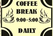 Coffee Nirvana / Everything Coffee....... / by Kathy Miller (Pungo Roast Coffee)