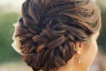 Beautiful Hair / by Stefanie