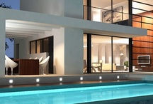 New designer Spanish villas / Modern brand new villas offered by us on the Spanish coast. Site launching very soon.