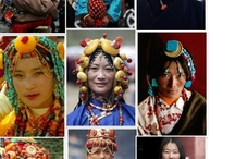 Indigenous Peoples of Tibet  / http://pinterest.com/search/?q=tibet   http://www.indigenouspeople.net/TibetanLit/indexold.html  Tribal Names:  Se, Mu, Dong, Tong, Dru, Ra, Chiang and Sumpa / by Glenn Welker