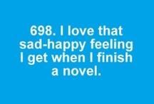 My Bookshelf / All things Bookish!