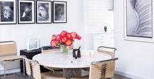L I V E / modern living rooms