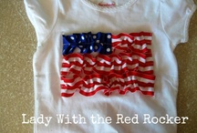 Holidays: 4th of July / by Sharon Judd