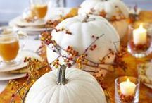 Thanksgiving / Thanksgiving ideas, home decor, DIY & Crafts, inspirations, food, menus, and celebration ideas, party ideas.