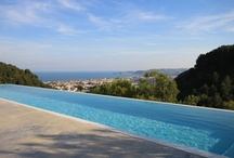 Swimming pools. / A selection of pools From property we have for sale.