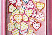 Valentine's Day! / Give some heart to this day - showing love for all Valentine's day DIY and crafts, cards, gift ideas for Valentine's Day, food and recipes.