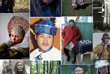 Indigenous Peoples of Russia / 40 Indigenous Groups  AleutsEvensNegidals Taz Alyutors Itelmens NenetsTelengits  Chelkans Kamchadals Nganasans Teleuts Chukchi Kereks Nivkhi Tofalar  Chulyms Kets Orochi Tubalar   Chuvans Khants Oroki Tuvinian-Todzhins  Dolgans Koryaks Saami Udege   Enets Kumandins Selkups Ulchi  Inuit    Mansi    Shors Veps  Evenks Nanais Soyots Yukagirs   Yurt / by Glenn Welker