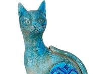 ceramics - animals / by Fiona Wallace