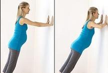 Pregnancy Fitness / by Sharon Judd
