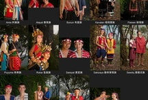 Indigenous Peoples of Taiwan / Taiwan's original people are all Austronesian-speaking, have many ethnic groups, languages and traditions. Taiwan's government divides these indigenous people into (a fairly arbitrary) fourteen 'officially recognized Aboriginal Tribes,' and an even more arbitrary 'High Mountain' and 'Plains' Aboriginals. The fourteen recognized groups are: Amis (Amei), Atayal (Taiya), Bunun (Bunong), Kavalan, Paiwan, Puyuma (Beinan), Rukai, Saisiyat, Sakizaya, Seediq, Tao (Dawu), Thao, Tsou (Zhou, Zou) / by Glenn Welker