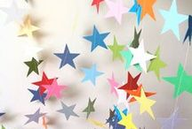 Banners, Garland and Party Decorations / Decorating for Parties and Holidays