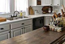kitchen / by Heather Bondeson