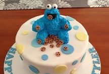 4 Goodness Cake's / A friend of mine who is a self taught cake artist.....hope you like / by Donna McIntosh