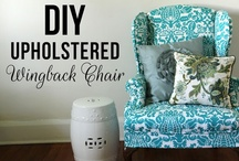 DIY {Furniture} / by Hannah Hutslar @ Lovely Little Life blog