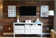DIY {Pallet Projects} / by Hannah Hutslar @ Lovely Little Life blog