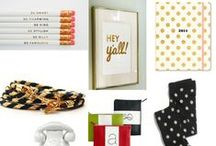 The DC Ladies Holiday Gift Guide 2013 / Whether you're looking for a gift for your sister, mom, the hostess or boss, we may have found just the thing to make the holidays sparkle!