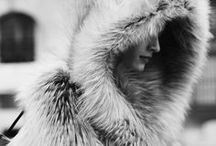 WINTER ♥ CHIC / Brrr it's cold outside  / by KERRI ROSENTHAL A R T