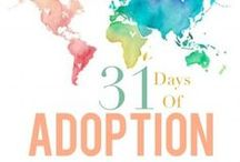 Adoption / by Hannah Hutslar @ Lovely Little Life blog