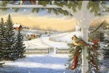 It's SNOWING / Snow Scenes