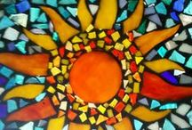 Mosaic ideas / by Patricia Middleton