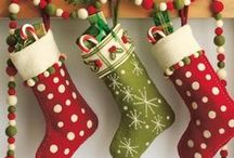 Christmas Stockings / by Angie Davis