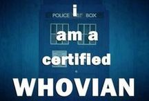 All Things Doctor Who / Whovian Certified
