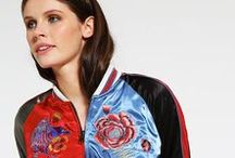 Zalando ♥ Bomber Jackets / Women's lightweight jackets are an essential for transitional weather - bomber styles, embroidery and luxury leather give the trend a modern twist. Women's bomber jackets.