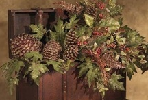 Home Holiday Decor / by Overly's Country Christmas