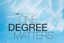 One Degree Matters!