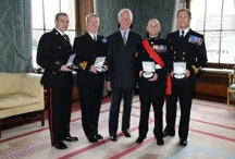 Awards for Skill and Gallantry  / These awards have been presented by the Society every year since 1851 to recognise the UK's unsung sea rescue heroes, as well as those who have given outstanding service to the charity.