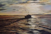 Maritime Art Competition 2012 / In 2012, the Shipwrecked Mariners' Society ran an art competition which invited participants to create and submit an original piece of artwork with a strong maritime theme. Here are the fantastic submissions we received.