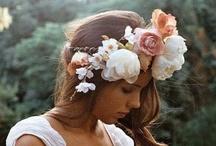 . flower crowns .