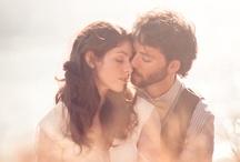 . bride & groom .