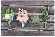 . boutonnieres .