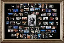 Wedding Story Boards / Weddings always tell your love story...... why not tell yours on a Wedding Story Board? Have your wedding photos proudly displayed on your wall for everyone to admire rather than hidden away in an album on the bookshelf or hidden away somewhere safe.