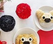 Yummy / Pet inspired food making.